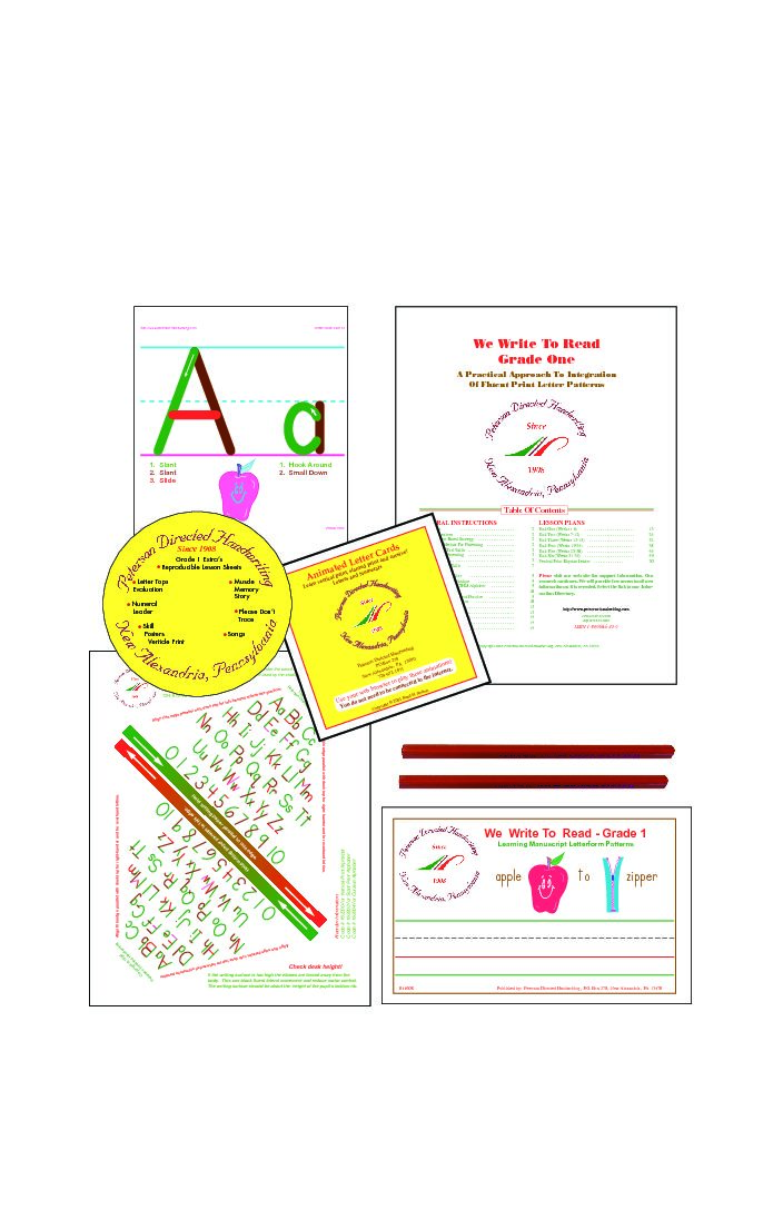 02 - Classroom Starter Kits – All Levels